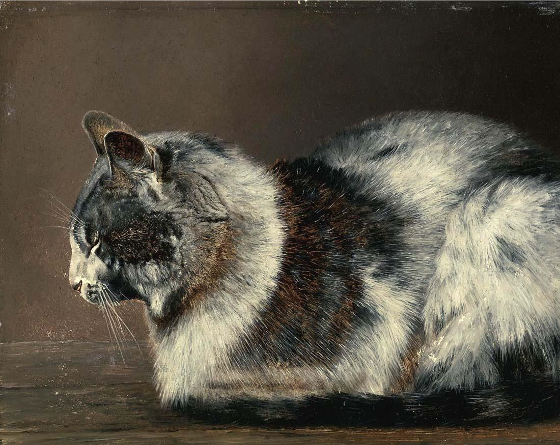 Cat, Ivan Pavlovich Pokhitonov.jpg